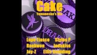 Cake (Remix) - Drake Ft. Lupe Fiasco, Jay Z, Raekwon, Styles P, Jadakiss & Ellie Goulding Mp3