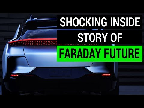 The Shocking Inside Story of Faraday Future Failure