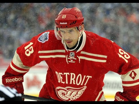 #13 Pavel Datsyuk NHL Career Tribute || The Magic Man