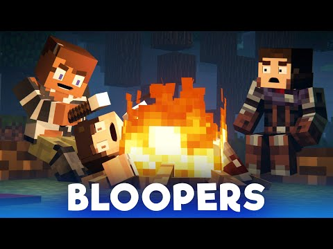 Battle Royale: FULL BLOOPERS (Minecraft Animation)