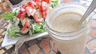 Tahini Salad Dressing Recipe