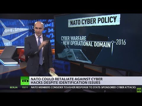 Hacker-hunting: NATO could retaliate against cyber-attacks despite identification issues