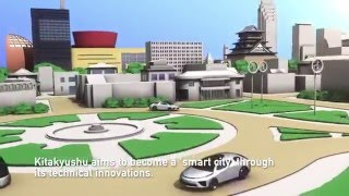 Smart City –Innovation and Partnership- [Digest] English ver.