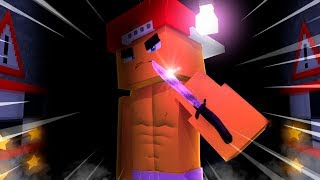 Mystery Murderer In The Pizzeria! Minecraft FNAF Roleplay