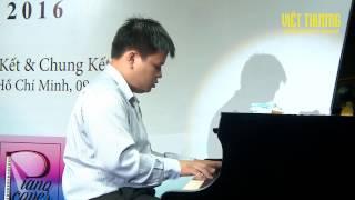 Piano cover contest 2016/ Giấc Mơ mang tên mình/ Vũ Văn Tư