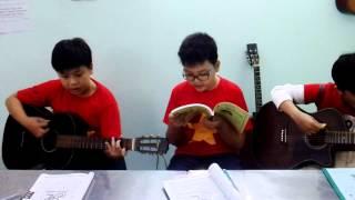 Lên đàng - phaolo music(guitar cover)