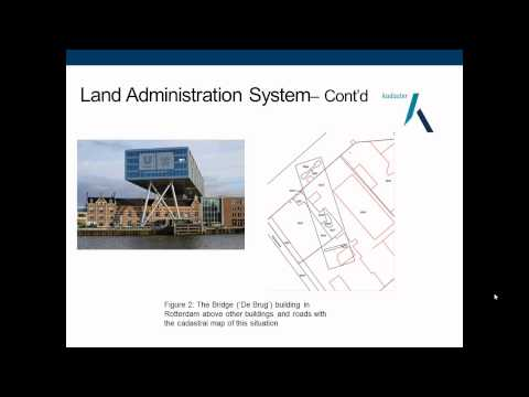 Land Administration in Netherlands
