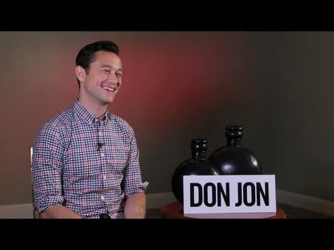 DON JON Interview: Joseph Gordon-Levitt
