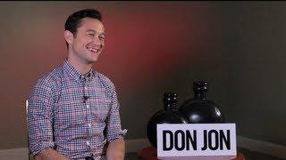 DON JON Interview: Joseph Gordon-Levitt