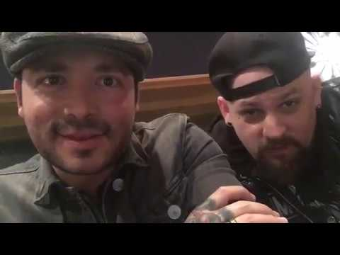 Sleeping With Sirens Facebook Live Q&A Featuring Benji Madden