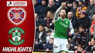 Hearts 0-2 Hibernian | Martin Boyle Double Secure Hibs Win! | Ladbrokes Premiership