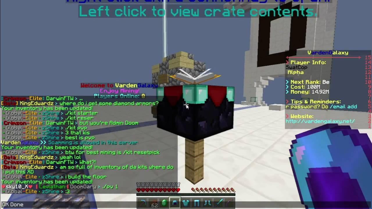 Minecraft Op Prison Servers Cracked 24/7 YouTube