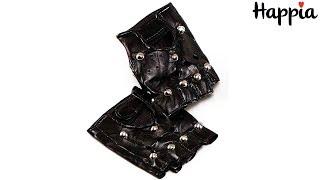 Рокерские перчатки и аксессуары в стиле Рок / Обзор