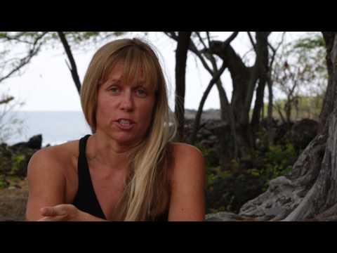 Manta Ray Naturalist Harriet Lehmann