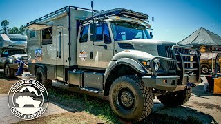 Global Expedition Vehicles Safari Extreme Rig Walk Around