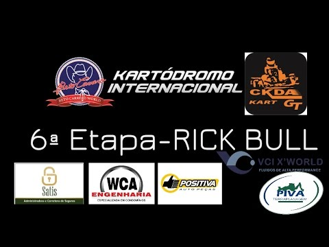 RICK BULL-6ª etapa CKDA-Beto Carrero-GoPro 18/07