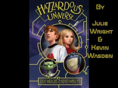 Hazzardous Universe -- book trailer