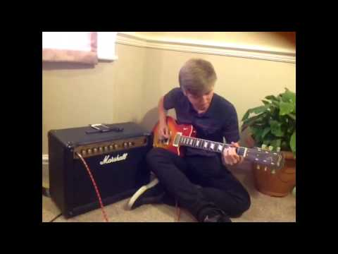 Elliot's Guitar Solos