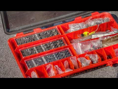 A Solution to Keeping Terminal Tackle and Line Protected and Organized