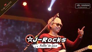 Masih Ingat Lagu ini? J-ROCKS - Fallin' In Love [Live Konser THE PLAYMAKER 22 JULI 2017 di CIMAHI]