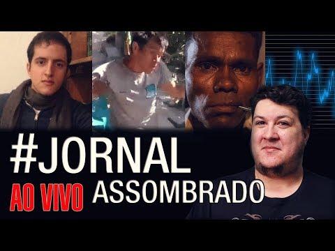 J.A.#115: BRUNO BORGES VOLTOU! Soldado Hondurenho Possuido - Homem Lâmpada Indiano! Ataque Sônico?