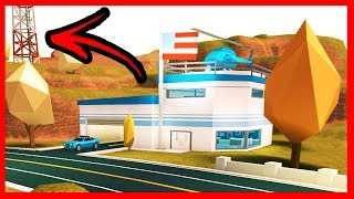 TIP TO GET THE HELICOPTER WITHOUT KEYCARD in JAILBREAK - ROBLOX