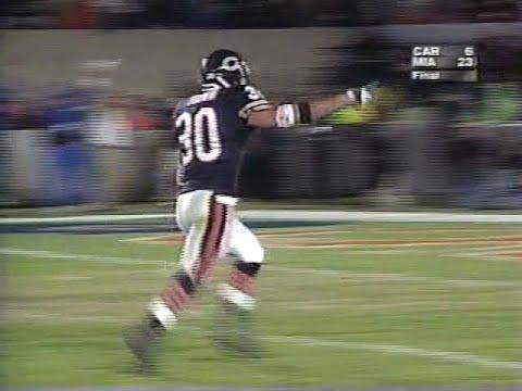 Browns at Bears - Sunday, November 4, 2001
