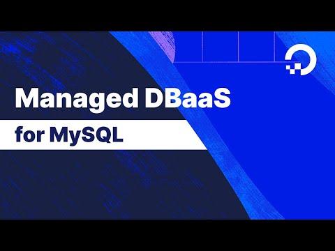 managed-databases-for-mysql-by-digitalocean