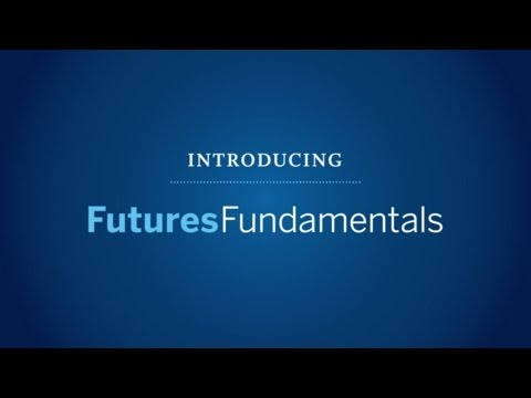 Introducing Futures Fundamentals (FuturesFundamentals.com)