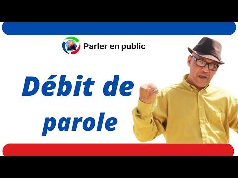vidéo 3: Apprendre le français.Communication et prise de parole en public