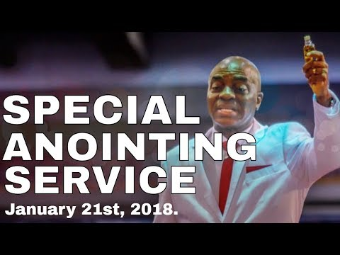 Pastor David Oyedepo Maximizing The Blessedness Of Prayer And Fasting Pt 3, Jan 21, 2018 4th Service