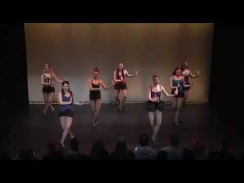 Cabaret- Dance Workshop- Choreography by Ramon Galindo