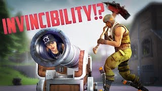 INVINCIBILITY TRICK!? Stream Highlights Ep. 43 - Fortnite Battle Royale
