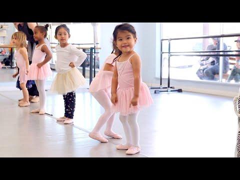 Ballerina | The Mongolian Family