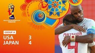 Фото Usa V Japan Highlights - Fifa Beach Soccer World Cup Paraguay 2019™