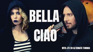 Baixar BELLA CIAO - FEMALE METAL COVER - JTV59 ALTERNATE TUNINGS