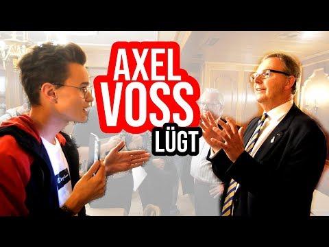 Wie AXEL VOSS lügt und versucht DISKUSSIONEN zu entkommen ... // ReallifeBots // JAYKO