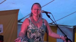 Hilary Ward@Moira Furnace Folk Festival 2013