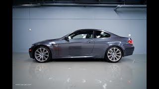 E92 BMW M3--FUTURE COLLECTIBLE?
