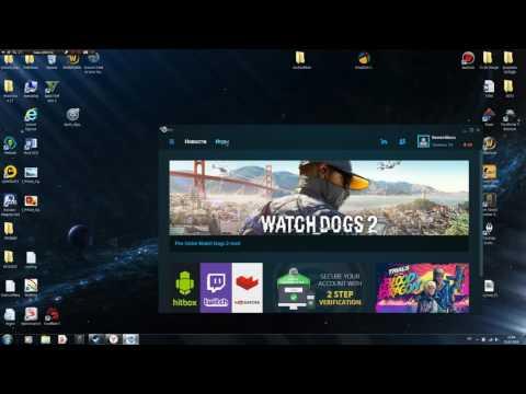 Игры из Uplay в Steam