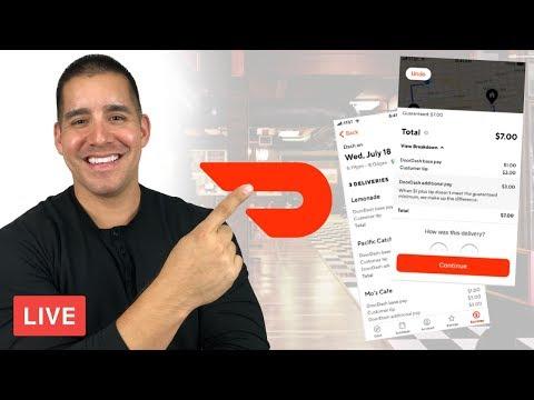 🔴Meet The NEW DoorDash Dasher App (Is It Worth It?)