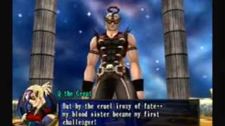Shadow Hearts: From The New World - Q The Great