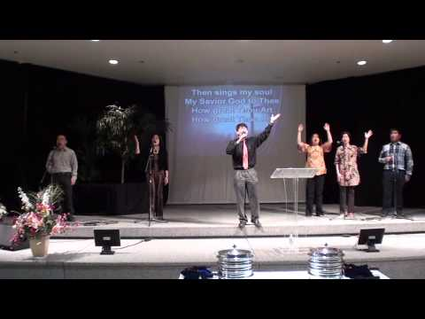 ICCC How Great Thou Art @closing 04-10-2011