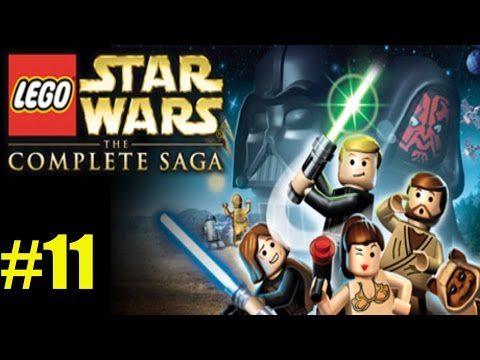 LEGO Star Wars: The Complete Saga: Part 11: x2 Red Brick!