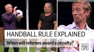 Premier League handball rule explained | Early Kick Off