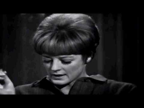 60's Maggie Smith Interview Snippet