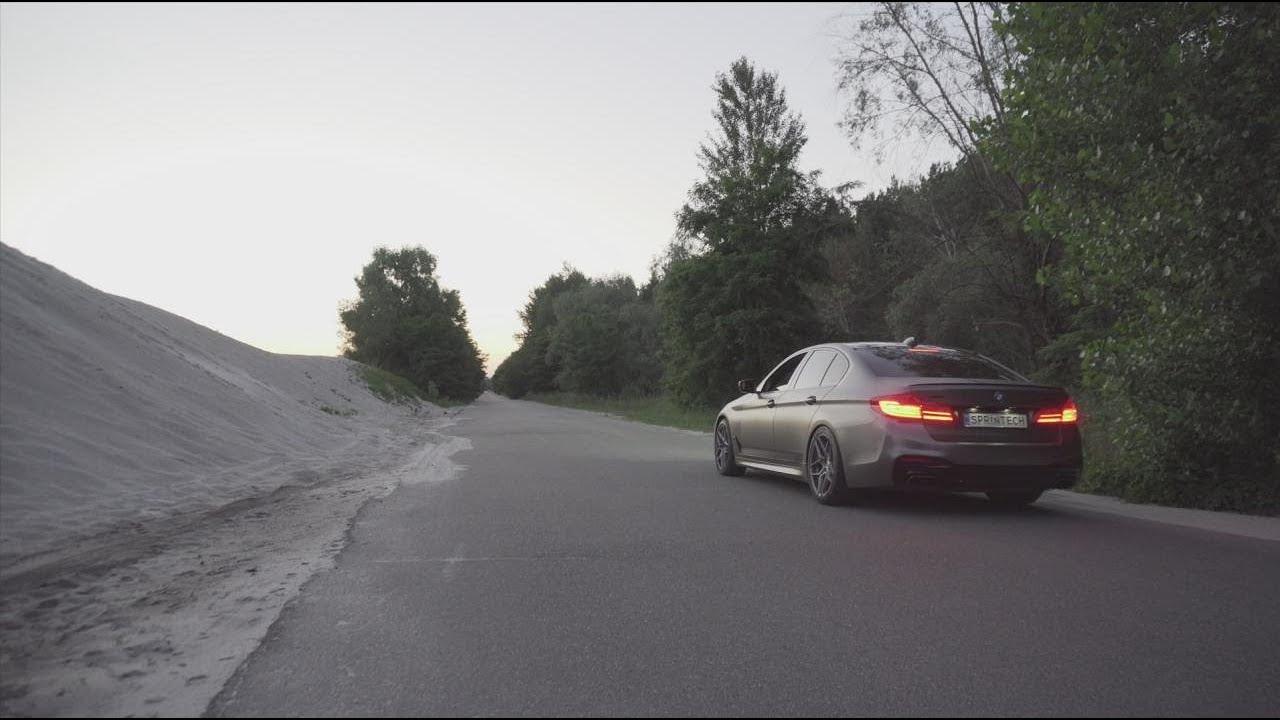 Не ожидали от BMW M550  Vlog #4