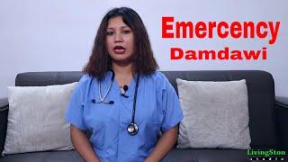 Emergency medicine(damdawi) ina kan kawl ngai 2019 Dr Pari mizo tawng a doctor sawi