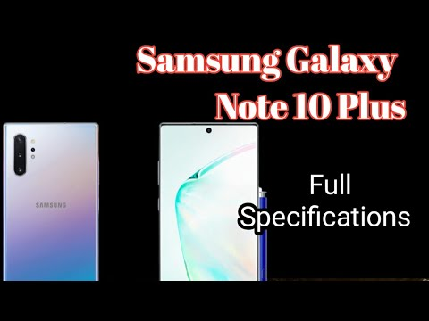 samsung-galaxy-note-10+-first-look-&-full-specifications- -note-10-pro-full-review.