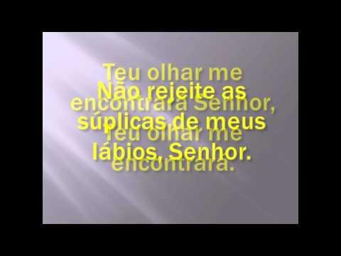 Teu Olhar Me Encontrará - Rafaela Pinho (playback Com Legendas)